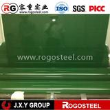 galvanized base color coated steel