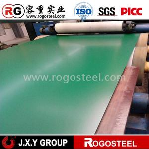 RAL8017 RAL8019 0.5mm x 1000mm prepainted galvalume/galvanized metal sheet in roll