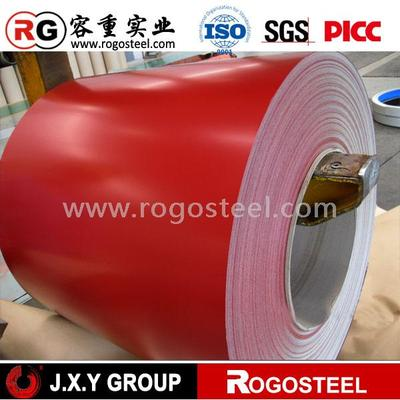 Color coated galvanized steel / prepainted galvanized steel coil export to Korea