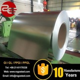 gi steel coil with z40 galvanized steel sheet color bond