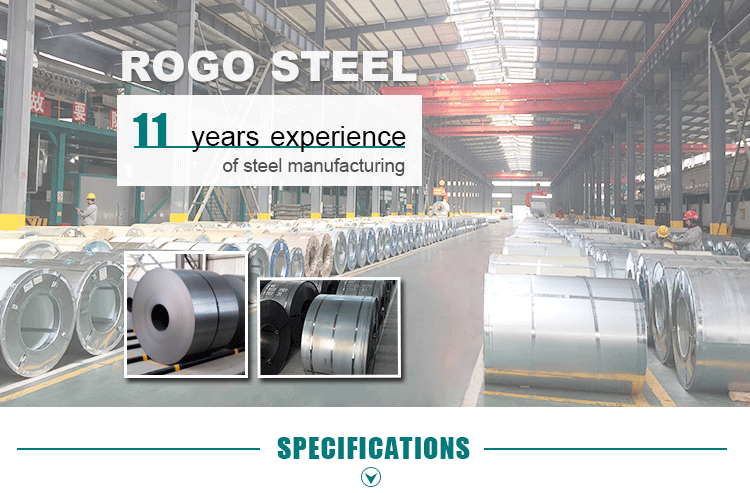 Cold Rolled steel-001
